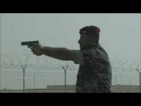 Training the Iraqi Security Forces