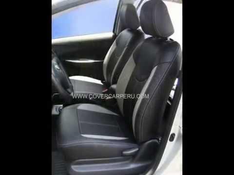 Fundas para asientos de autos youtube - Fundas elasticas para sillas ...