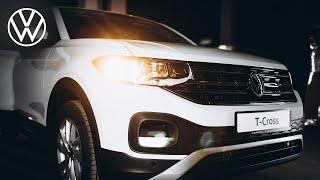 Новий Volkswagen T-Cross: Привертай увагу!
