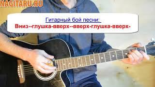 Песня под гитару для начинающих! Адреналин -