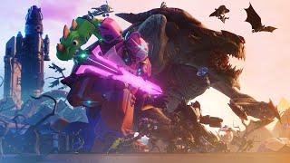 L'HISTOIRE DE FORTNITE | CHAPITRE 1 ! DE LA MÉTÉORITE à LA FIN !