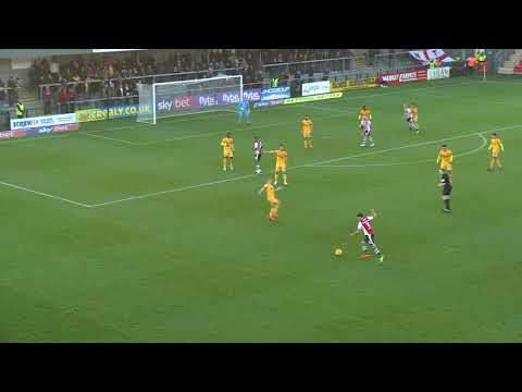 HIGHLIGHTS: Exeter City 2 Northampton Town 2