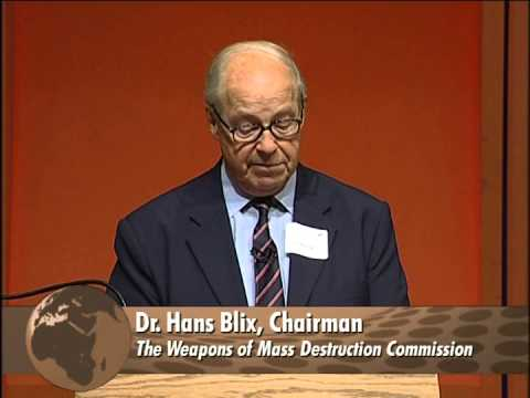 Hans Blix: From a Cold War to a Cold Peace. Time for a Revival of Disarmament?