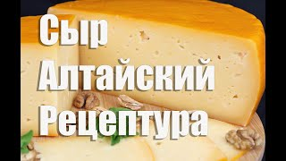 Варим Сыр Алтайский на домашней сыроварне