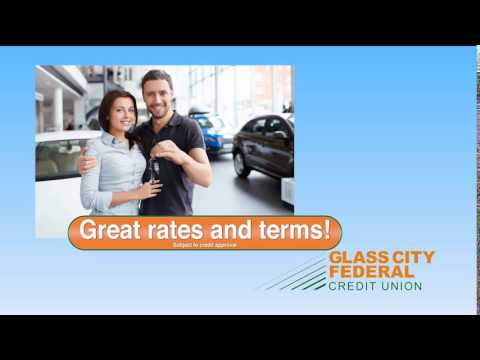 Glass City Federal Credit Union Auto Loan Commercial Youtube