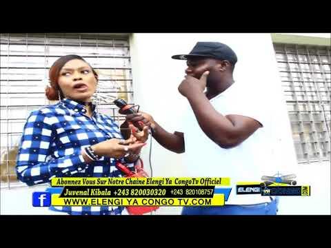 Concert Olympia Carine Mokonzi Azongisi BaCombattants Na Nzela Apupoli Ba Ngo Mabé