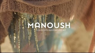 Making-of the MANOUSH Spring-Summer 2017 ad Campaign - Devon Windsor for MANOUSH