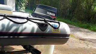 yamaha 40cv