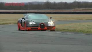 Bugatti Veyron Super Sport On The Limit - Www.Autocar.Co.Uk