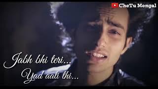 Jab bhi teri yad aayegi reprised whatsapp status song | reprised song by i-shoj |