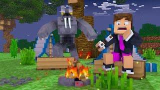 Minecraft: ATAQUE DO LOBISOMEN NO ACAMPAMENTO ! - Explorando Mods Ep.4 ‹ LOKI ›
