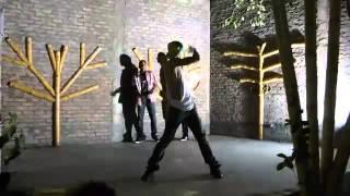 Salsa Caleña-Hip Hop y Break Carlos,Kevin y Ronald