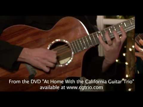 The California Guitar Trio - The Marsh