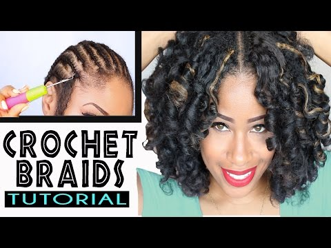 Make Your Own Crochet Box Braids : braid tutorial diy crochet braid how to do crochet braid crochet braid ...