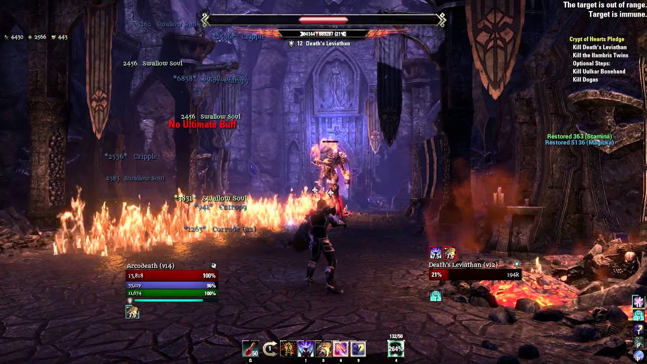 Eso Best Solo Nb Build