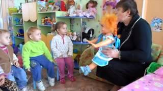занятие Одежда для куклы Кати