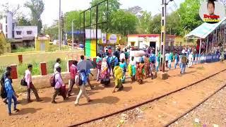 Jhargram Railway Station | Jhargram West Bengal India |