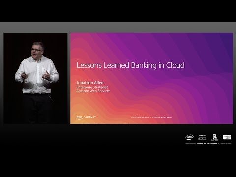 Banking in the Cloud: 10 Lessons Learned