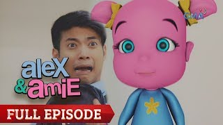 Alex and Amie Alex&#39s imaginary friend comes back to life Full Episode 1 (with English ...