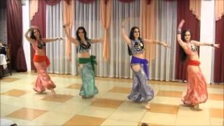 Танец Живота Саратов трайбл-фьюжн рук Наталия Коиссарова
