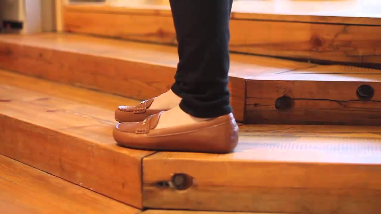 9c7beb4d5e6 Michael Kors - Everett Loafer in Luggage - YouTube