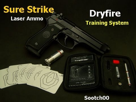 Sure Strike Laser Ammo Dry Fire Training