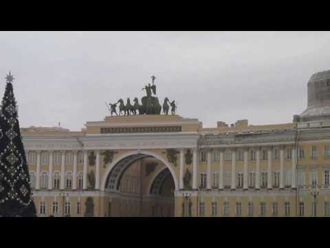 Winter Palace & General Staff Building (San Petersburgo, Rusia) - 2017