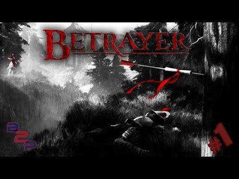 Betrayer - #1 Fort Henry - Gameplay Ita