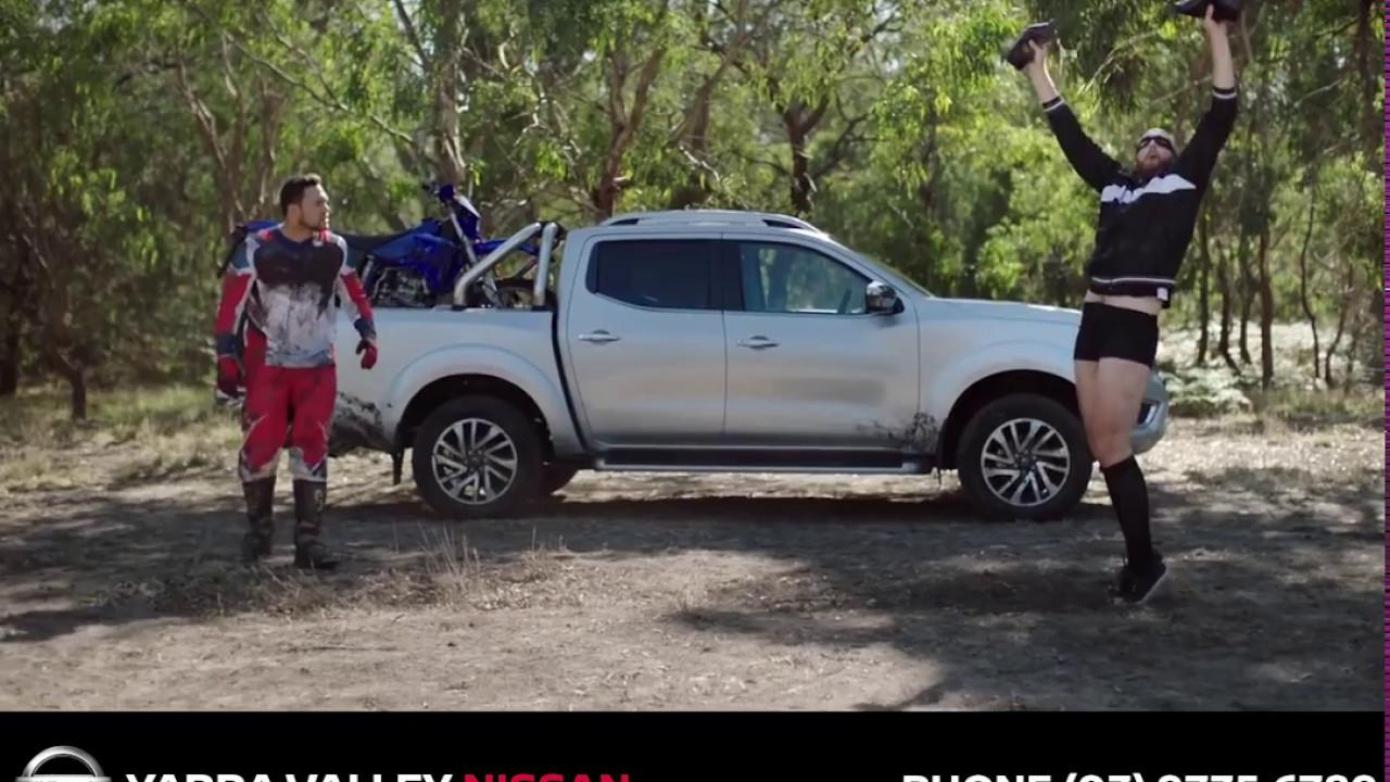 Beware of Strangers - Yarra Valley Nissan