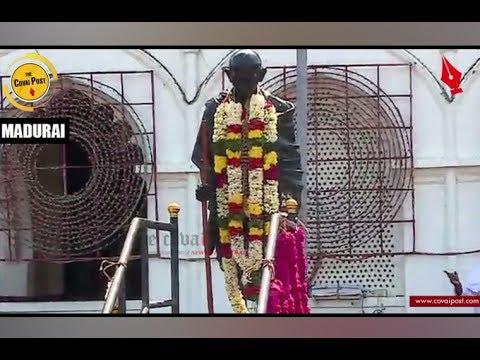 Mahatma's Madurai connection