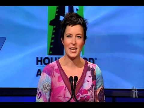 Dana Glauberman at the Hollywood Awards