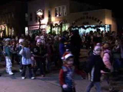 Plymouth Wisconsin Holiday Parade
