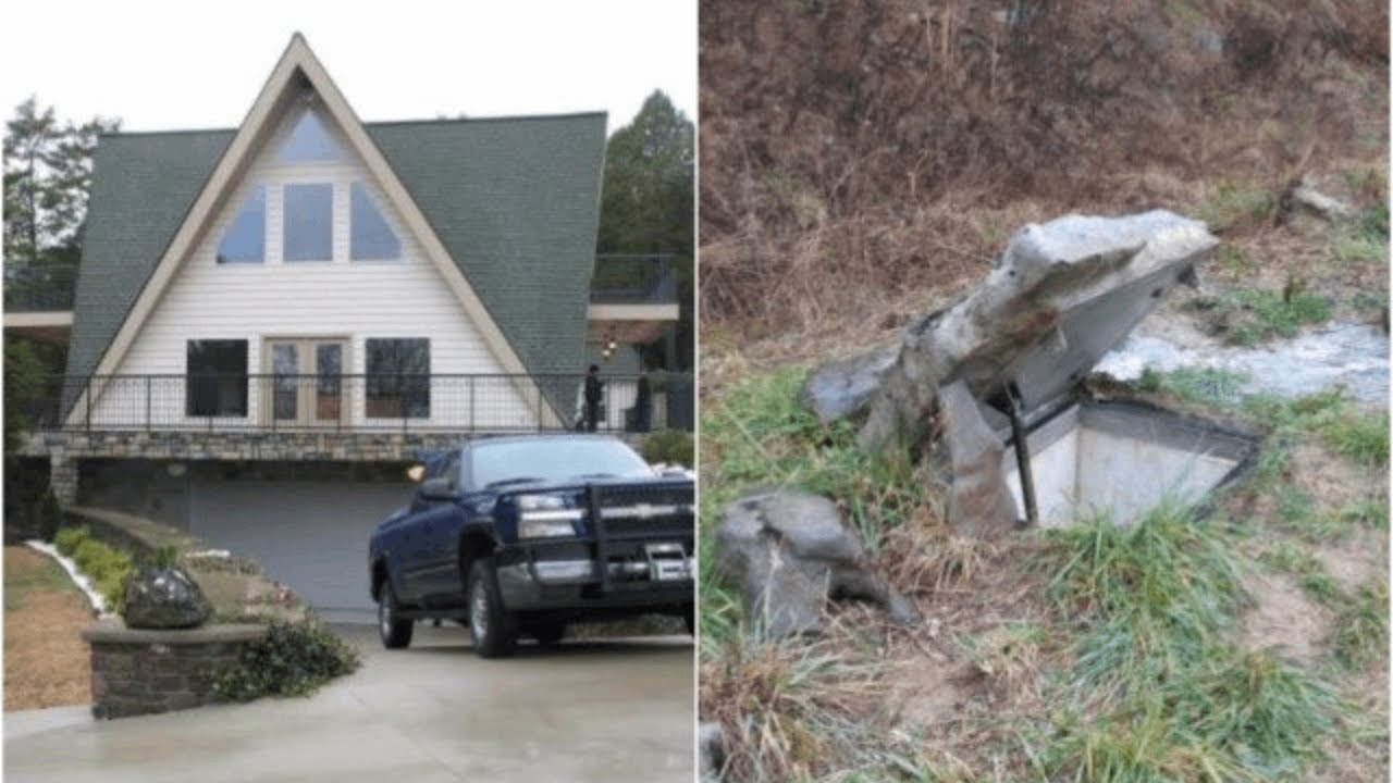 When Police Stormed This Normal Looking House, They Were Shocked By What They Found Inside