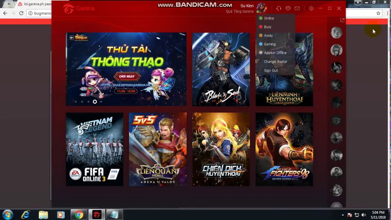 HOW TO GET A CHALLENGER ACCOUNT IN GARENA LEAGUE OF LEGENDS FOR FREE 2018