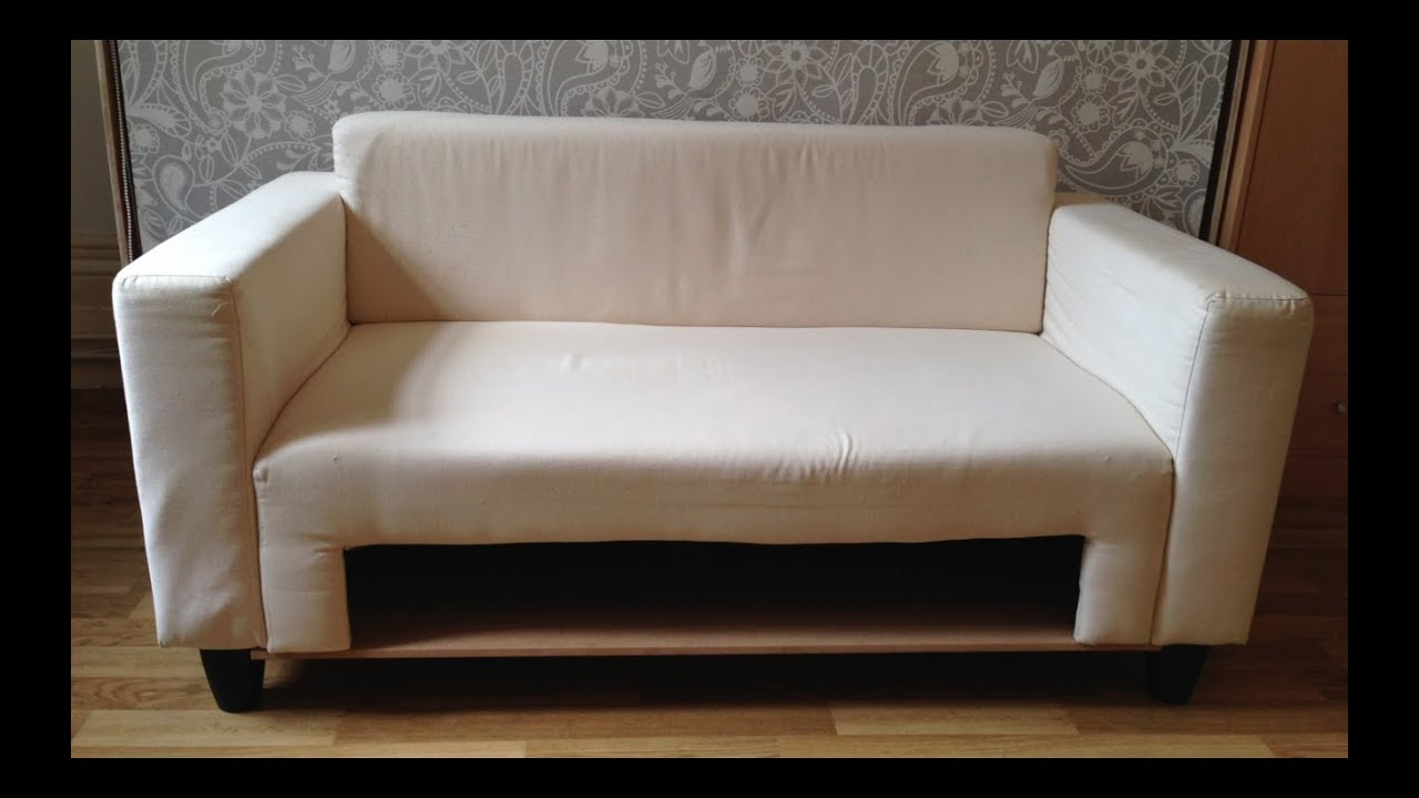 Ikea Hacks - How To Hack Your Ikea Klobo Sofa - YouTube