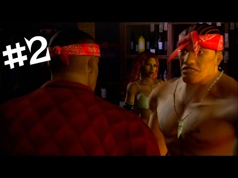 Stole His Girlfriend ! - Def Jam: Fight for NY Gameplay Walkthrough Part 2