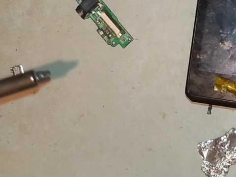 changer connecteur tablette ooredoo q7a