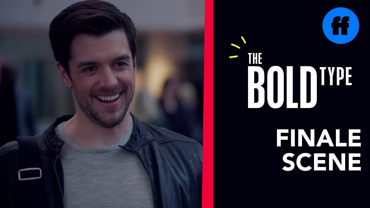 Download The Bold Type Season 5 Finale | Is Pinstripe Back? | Freeform