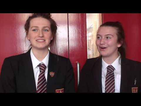 Chingford Foundation School Year 11 Leavers Video