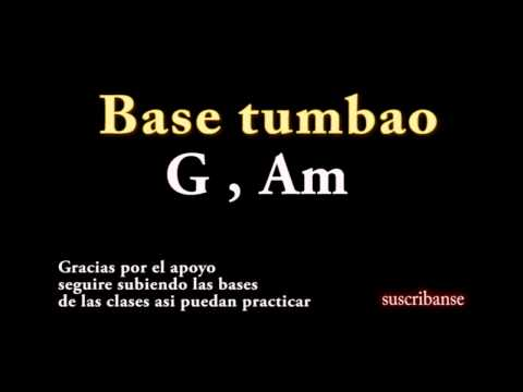Base tumbao  Son Timba G , Am (practicar piano)