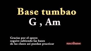 Base tumbao Salsa Son Timba G , Am