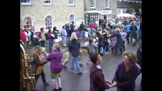 Diamond Jubilee Games & Barn Dance. Bampton in Oxfordshire