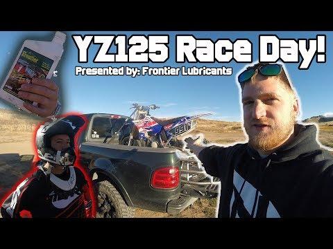 YZ125 Race Day! | Rocky Mountain Vintage Motocross Club | 10/8/2017