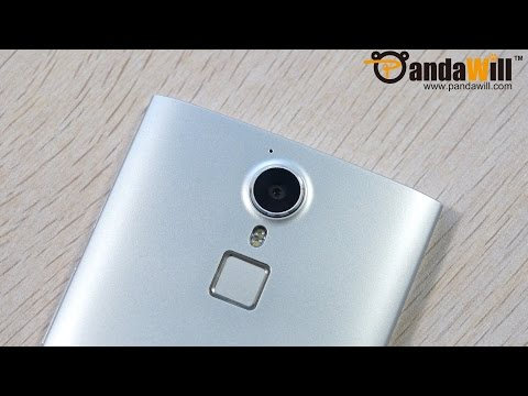 DOOGEE F5 Smartphone 64bit Octa Core 3GB Unboxing & Hands On
