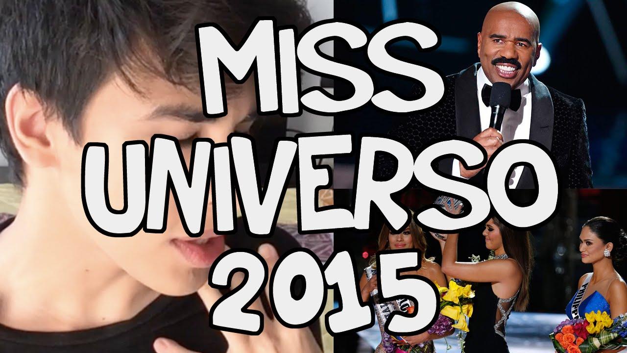 Miss Universo 2015 Con La Divaza Youtube