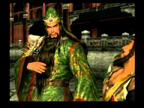 Dynasty Warriors 4 Empires: all ending cutscenes