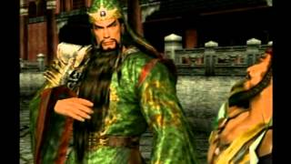 Dynasty Warriors 4 Empires: all ending cutscenes