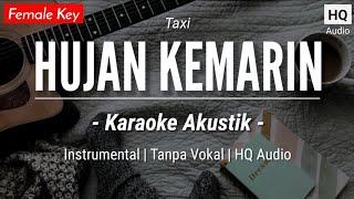 Download Mp3 Hujan Kemarin  Female Karaoke  - Taxi Band  Aviwkila Version