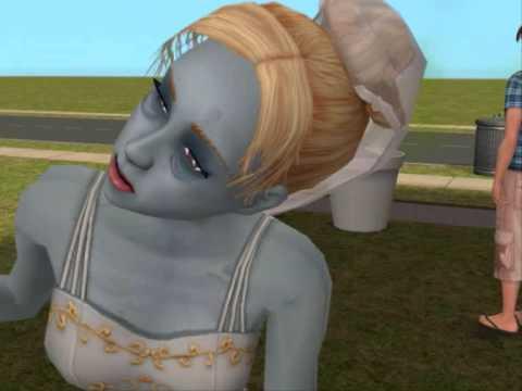 Výsledek obrázku pro the sims 2 zombie