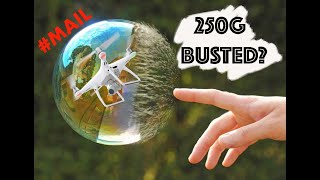 What's the point of a Sub 250g DJI Drone? Has the Bubble Burst? //MAIL- #124